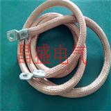 大电流铜绞线软连接,防氧化镀锡铜绞线软连接规格