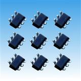 韦尔原装正品ESD5431N-2/TR静电二极管DFN1006-2L封装