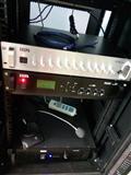 车间厂房篮球场公共广播系统安装调试