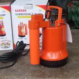 家用塑料潜水泵HOME-11A 地下车库自动排水泵