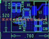 烹饪机控制电路板线路板抄板设计开发研发生产