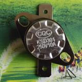 ksd301温控开关,取暖器开关,ksd301,250v10a