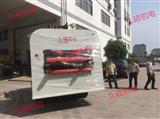 250吨PVC发泡板压花机,350吨浴室橱柜板压凹凸深花纹设备