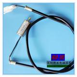 电动车锁电磁铁BYKT2038/圆管电磁铁