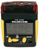 法国奥德姆MX2100多种气体检测仪