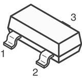 分离式半导体产品MMBF4393 SOT-23 N沟道场效应管
