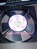 SA12025HSL 120*120*25MM 0.09A220VAC交流机柜交流散热风扇