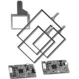 """进口电阻触摸面板4线式触摸屏现货10.4""""四线触摸屏型号FT-AS00-10.4AV-4"""