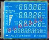 生产定制多功能电力仪表lcd液晶显示屏HCS89932