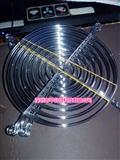 散热风扇金属防护网罩120*120MM