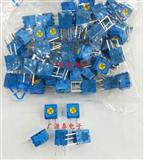 日本原装TOCOS电位器 GF063X1B504 单圈可调电阻顶调黄色芯 与3362同用 全系列现货