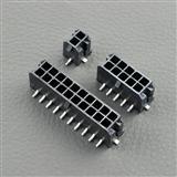 MX3.0 SMT/DIP 贴片端子 43025端子线 molex3.0端子连接器