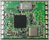 RFM69(RFM69 20dBm fsk无线收发模块)宏南优势