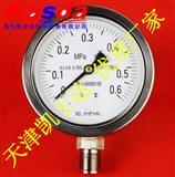 1.6MPa不锈钢耐震压力表