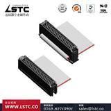 长期销售 UL2651黑色电子软排线 Card Edge IDC Flat 电子idc排线