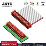 厂家生产 安普连接器排线替代215083 Micro-MaTch红色电子排线