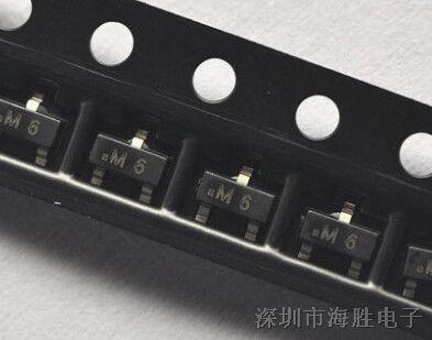 供应贴片 三极管 S9015 M6 SOT 23