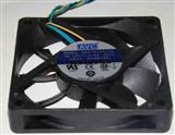奇宏AVC 7CM 7015 4针PWM滚珠风扇 适用AMD原装CPU散热器