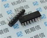 多频振荡器/逻辑单稳态芯片 CD14538BE CD14538 直插