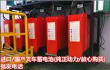 丰田叉车电瓶80V OPZS500、霍克叉车电池组