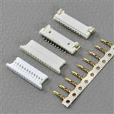MX1.25 超薄 51146/53779/53780 smt 镀金贴片针座端子 胶壳 国产连接器