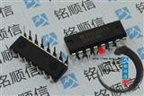 预设和复位触发器/逻辑芯片 CD4027BE CD4027 直插