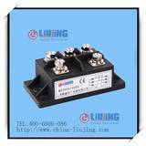 增程器直流发电机用三相整流桥 LJ-MDS60A1600V 浙江柳晶制造