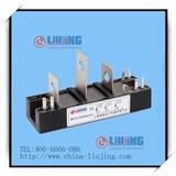 浙江浙江柳晶普通晶闸管模块 LJ-MTG160A800V 功率半导体焊接模块