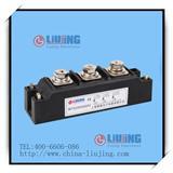 浙江浙江柳晶非绝缘晶闸管模块可控硅模块 LJ-MTG250A800V 各直流电源专用