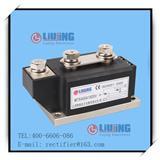 浙江柳晶单向可控硅(晶闸管)二极管模块 LJ-MTX400A1600V
