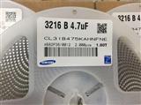 贴片电容1206 475K 25V 三星原装正品陶瓷电容 CL31B475KAHNFNE
