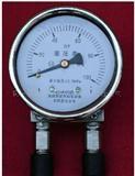 双波纹管差压计,压差计,差压表,不锈钢差压表