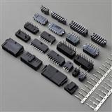 43650连接器 SMT 单排双排 鱼叉定位 耐高温连接器