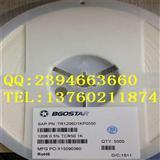 BGOSTAR高高精密电阻 低温漂TR1206D1KP0550 1206 0.5% 1K