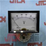 89C13A 50V指针式机械表头 直流电压表头 开关板表 微安电流表头