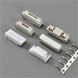 GH1.25 SMT贴片 带扣胶壳端子针座连接器
