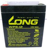 LONG WP5-12 12V5AH WP4.5-12TR MA707 MA708 MA808扩音机电池
