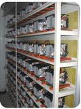 电源老化车负载测试设备连接器 PP4575 PP120 安德森单极大电流插头