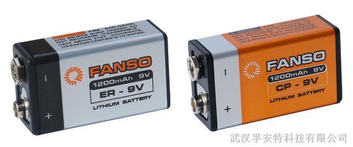 cp9v,9v锂电池厂家图片