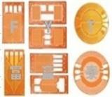 FBF-3AA,2GB,3BE,3HA,8KA350-1000欧姆系列电阻应变计