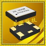 京瓷KT2520mm温补晶振,26M有源晶振,GPS导航仪专用晶振