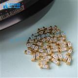 萨特6125贴片保险丝 S6125-H-0.5A 0.5A 125V 一次性贴片陶瓷保险丝