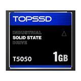 天硕(TOPSSD)T5050工业CF卡_1GB