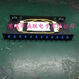 光缆终端盒光纤终端盒壁挂式机架式抽拉式12芯24芯48芯光缆光纤终端盒光缆接头盒光缆接续盒
