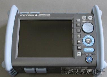 供应原装日本横河OTDR测试仪 AQ1200光时域反射仪,光缆故障测试