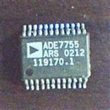 ADE7755ARS SSOP-24 ADI原装 单相表计量芯片