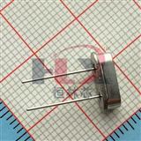 1铜壳环保16M 20PF 20PPM HC-49S直插无源晶振 晶体谐振器