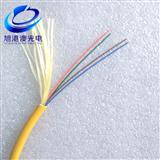 4芯模模室内光缆 室内4芯软光纤 4芯室内光纤 4芯单模光缆