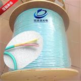 室内万兆OM3光缆 LSZH 12芯多模OM3室内光缆 12芯多模光纤 12芯室内光缆 OM3光纤线