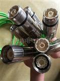 力士乐电机10芯延长线信号插头